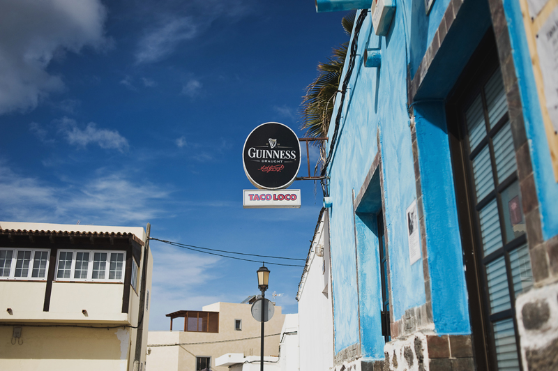 pub in el Cotillo