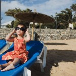 travelling with kids to Canary Islands