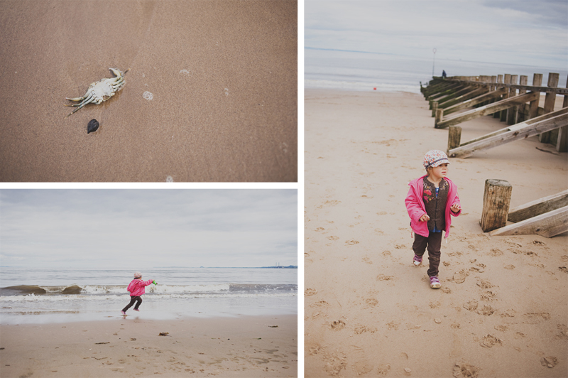 Portobello beach for children